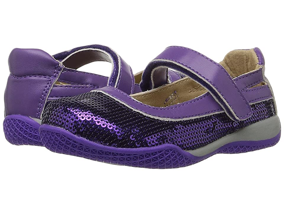 W6YZ Kathy (Toddler/Little Kid) (Purple) Girls Shoes