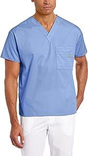 قميص طبي برقبة على شكل حرف V للجنسين من WonderWink The Alpha