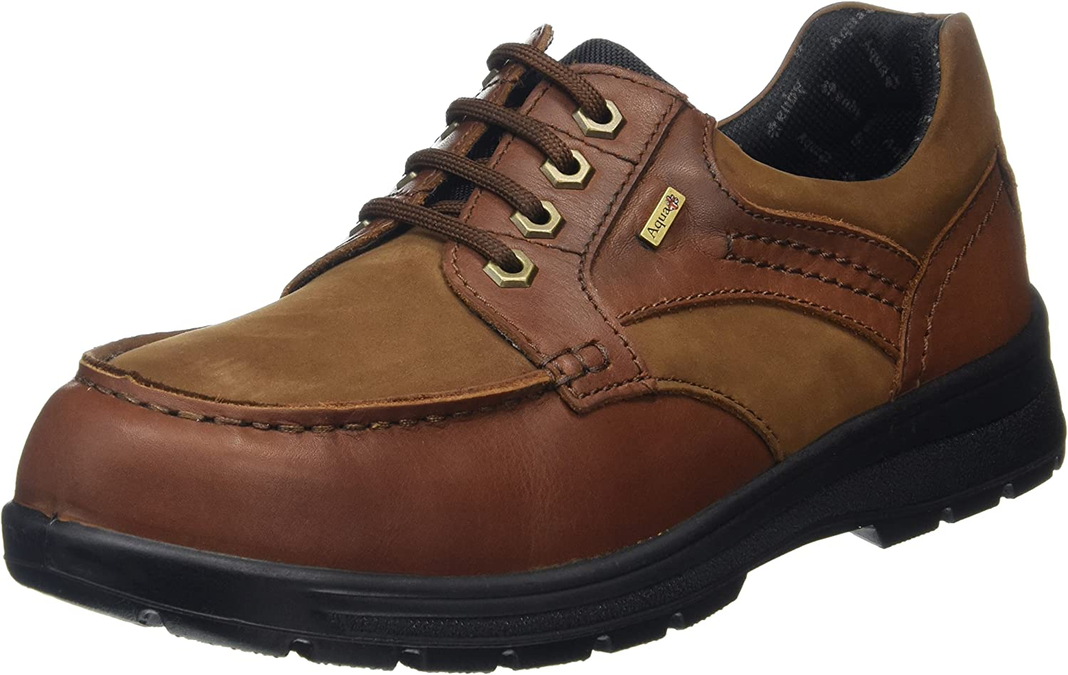 PADDERS Men's Leather Trail Oxfords