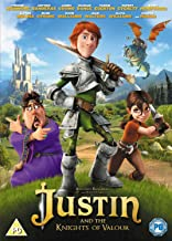 Best justin and the knights of valour dvd Reviews