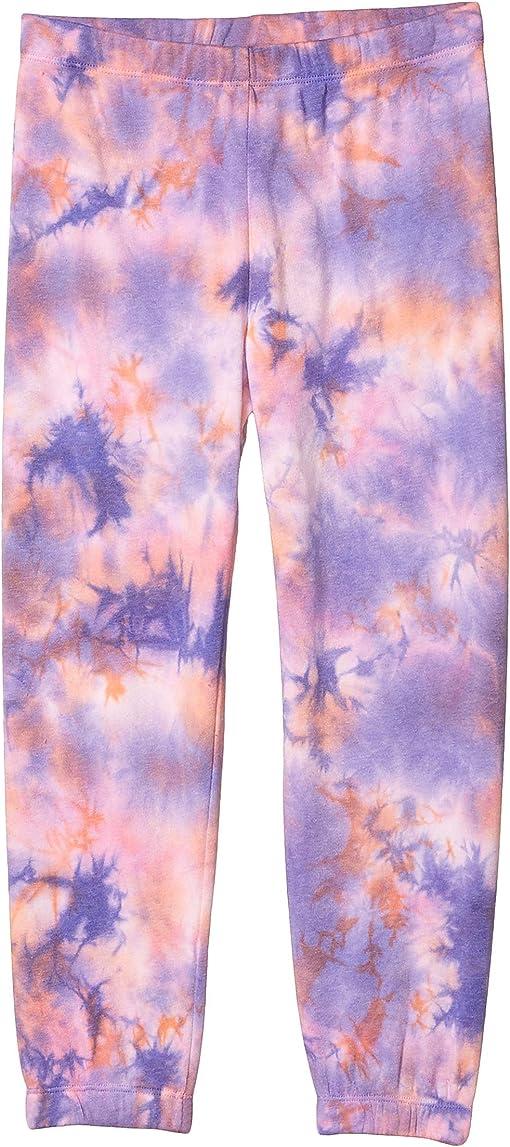 Purple Sherbet Lavendar Tie-Dye