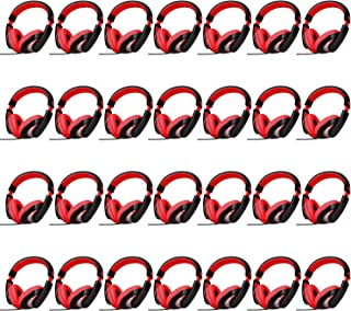 RockPapa 780 On Ear Headphones Red ROCK0837A-box