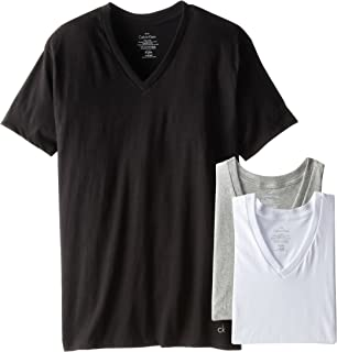 Men's Cotton Classics Multipack V Neck T-Shirts