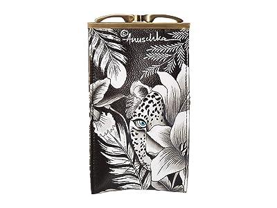Anuschka Handbags 1009 Double Eyeglass Case (Cleopatra