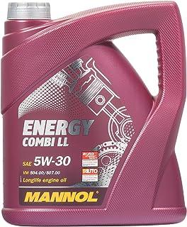 MANNOL Energy Combi LL 5W-30 API SN/CF motorolie, 4 liter
