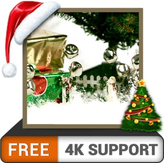 FREE Jingle Bells HD - Celebrate this Cristmas year with beautiful santa gifts on your HDR 4K TV , 8K TV and Fire Devices ...