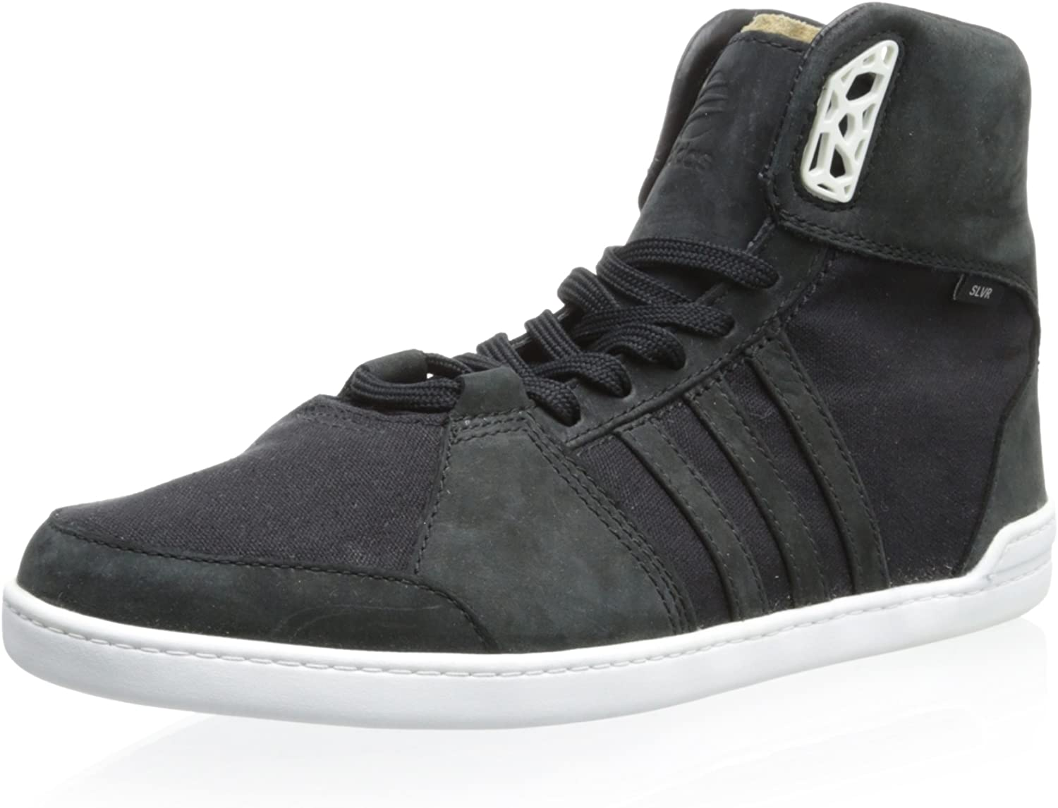 Adidas Hoops Mid Trainers Men's shoes US 12 Black