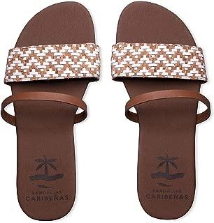 Sandalias Caribeñas para Mujer Modelo Akumal