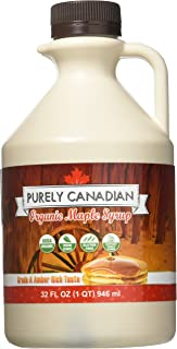 cost of 1 gallon of pure maple syrup