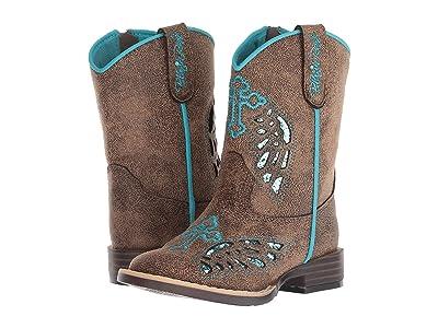 M&F Western Kids Gracie (Toddler) Cowboy Boots