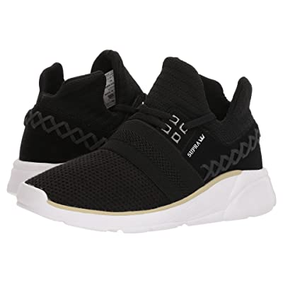 Supra Catori (Black/White) Women