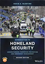 Introduction to Homeland Security: Understanding Terrorism Prevention and Emergency Management