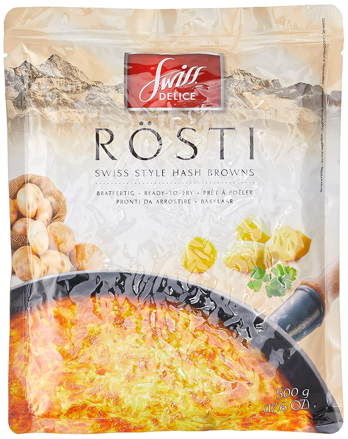 Swiss Delice Rosti Hash Browns 500g Multipack Al sold out. 67% OFF of fixed price of 10