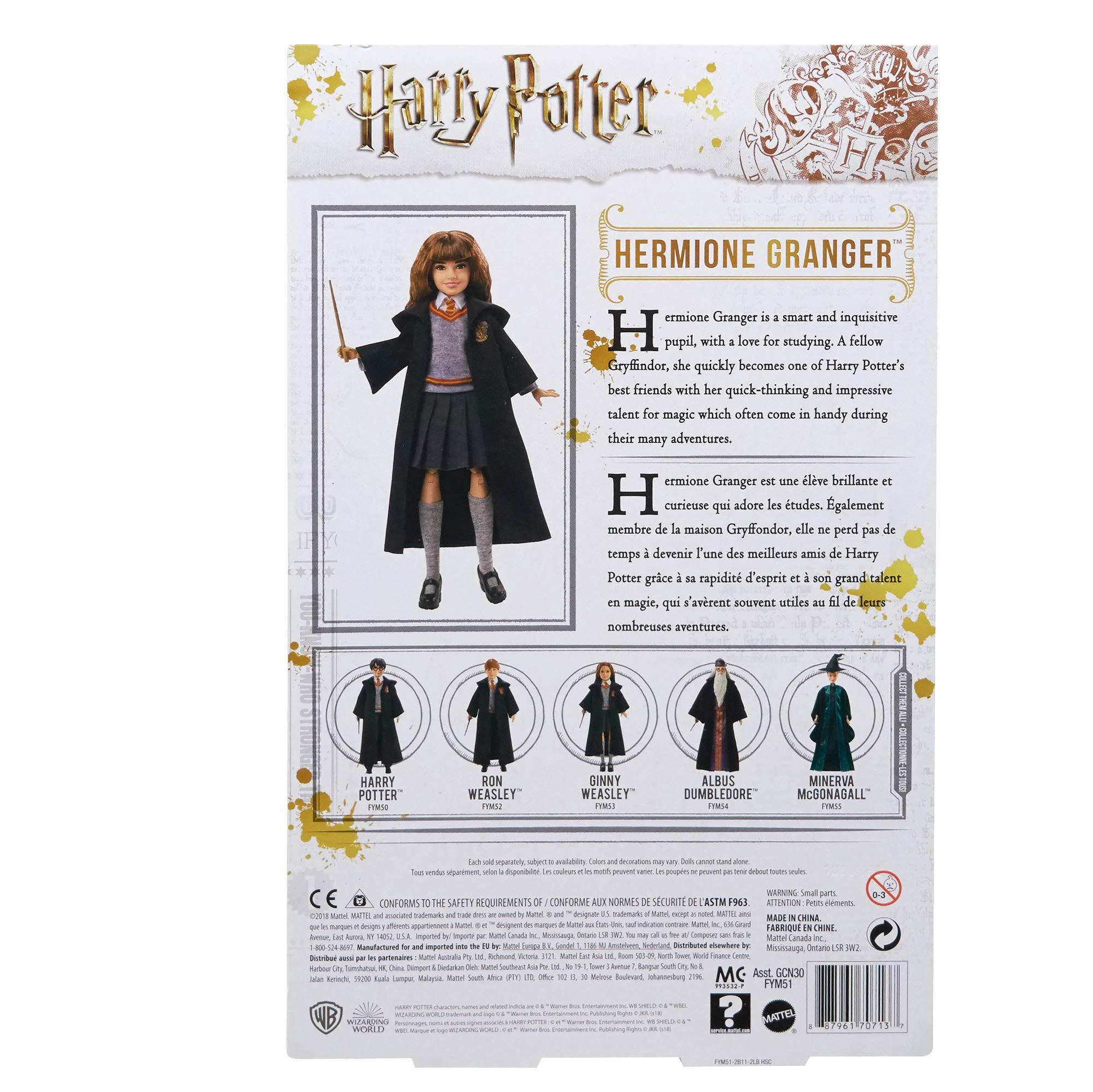 Amazon.es: Mattel un día para jugar: Harry Potter