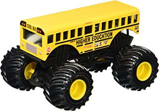 Hot Wheels Monster Jam Higher Education (School Bus) 1:24 Scale