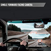 Pinnacle 4K WiFi Dash Cam Record in 4K Video Quality - Includes GPS, WiFi, ADAS & More, 128GB Memory, 3 Year Replacement Warranty