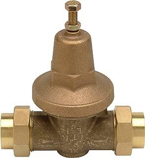 Zurn 1-70XLDU Lead Free Water Pressure Reducing Valve, 1
