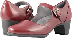 Dark Red Professional Leather