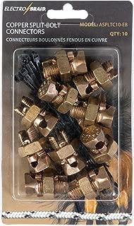 ElectroBraid ASPLTC10-EB Copper Split Bolt Connector