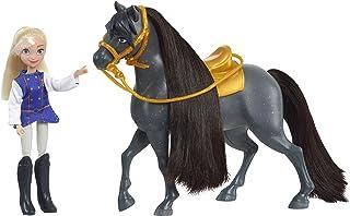 DreamWorks Spirit Riding Free Collector Doll & Horse, Bessie & Sarge