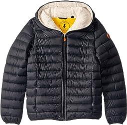 Sherpa Lined Lightweight Packable Puffer (Little Kid/Big Kid)