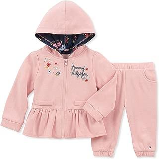 Baby Girls 2 Pieces Jacket Jog Set