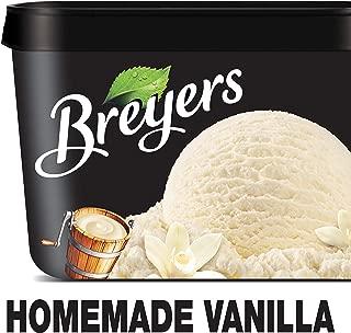 Breyers Original Ice Cream, Homemade Vanilla 48 oz (Frozen)