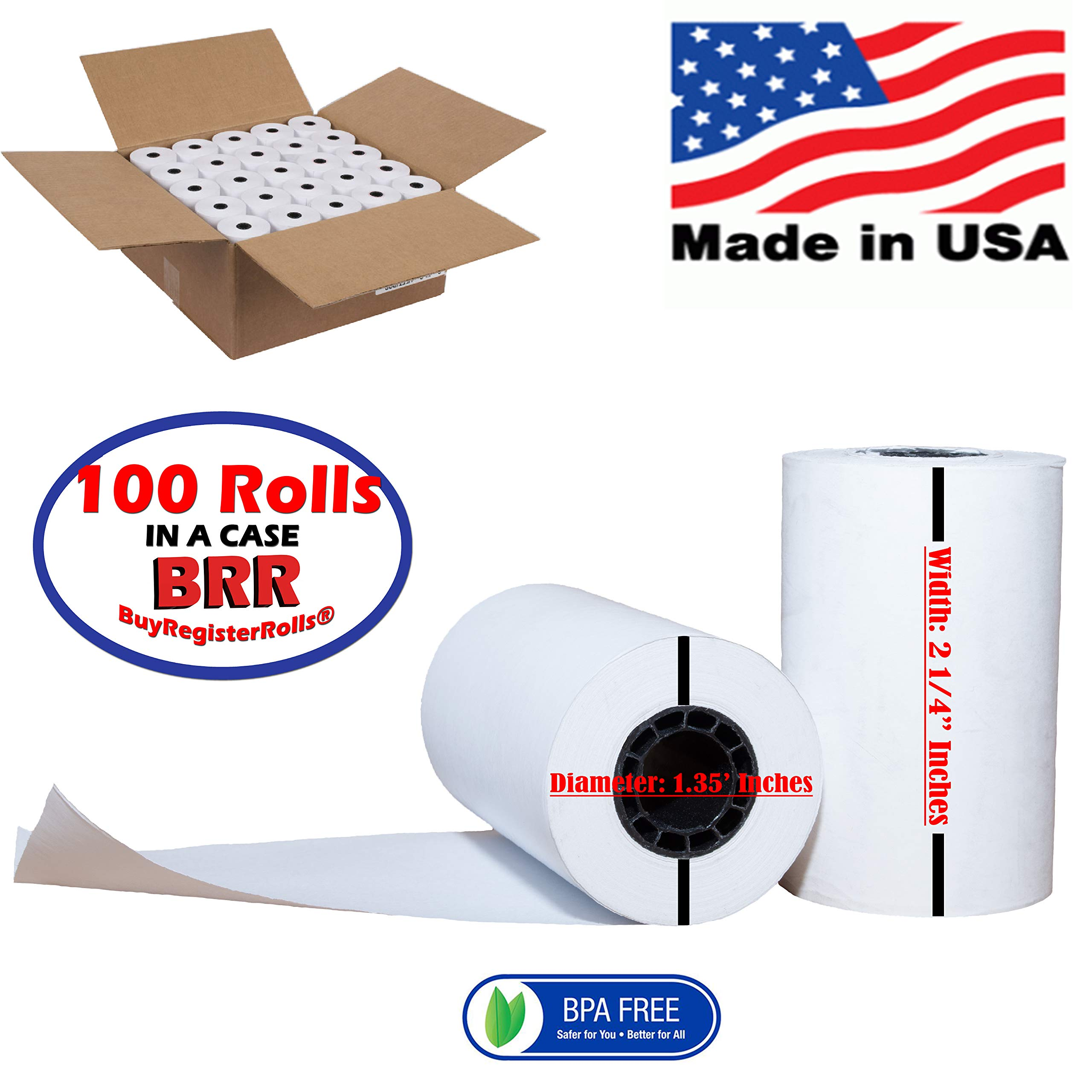 VERIFONE Vx670 /& Vx680 APPROVED QUALITY THERMAL PAPER 10 ROLLS