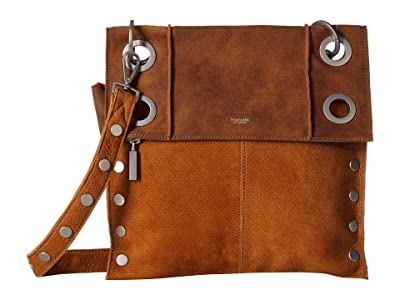 Hammitt Montana Rev Large (Marin/Brushed Silver) Handbags