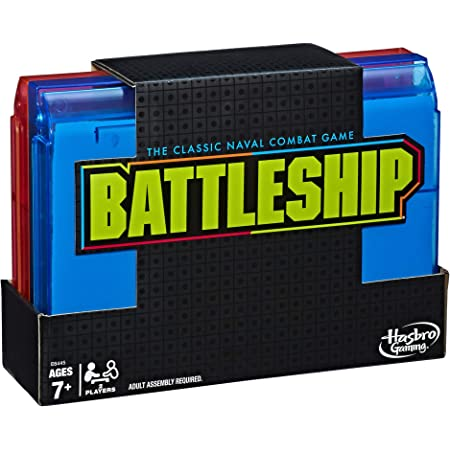 Amazon Com Battleship Game Retro Series 1967 Edition Hasbro Toys Games