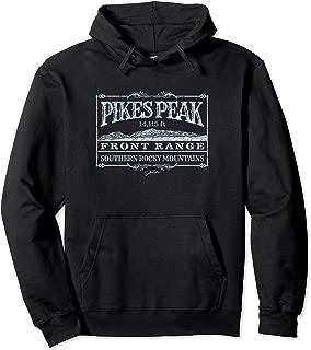 pikes peak hoodie