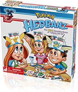 Cardinal Pokemon Hedbanz Game