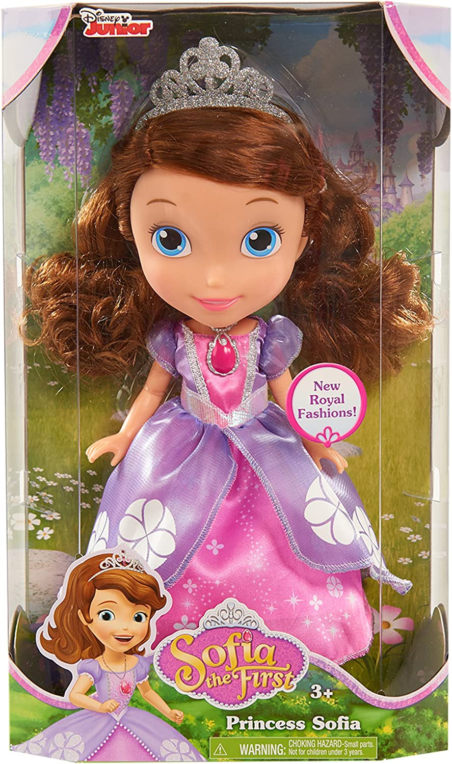 Just Play Sofia The The The First Royal Sofia Doll b64a9f