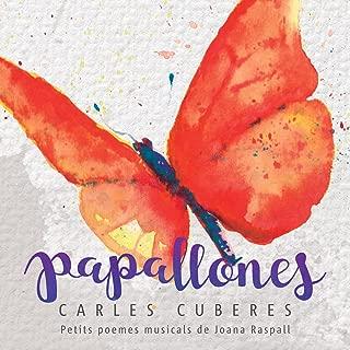 Papallones - Petits poemes musicals de Joana Raspall