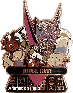 Yu Gi Oh Pin-Judge Man Enamel Lapel Pin