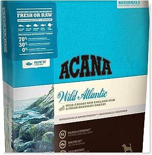 ACANA Regionals Wild Atlantic Formula Dry Dog Food. 4.5 LB. Bag