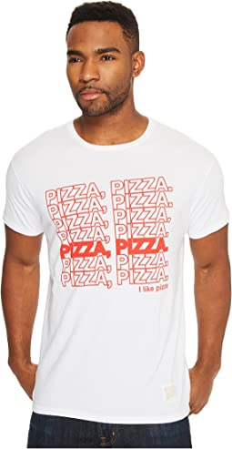 The Original Retro Brand - Pizza Pizza Vintage Cotton Short Sleeve Tee