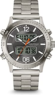 Caravelle New York Men's 43B141 Digital Watch