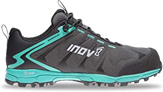 Inov-8 Womens Roclite G 350 - Waterproof Hiking Shoes - Lightweight, Breathable - Graphene Grip - Vegan