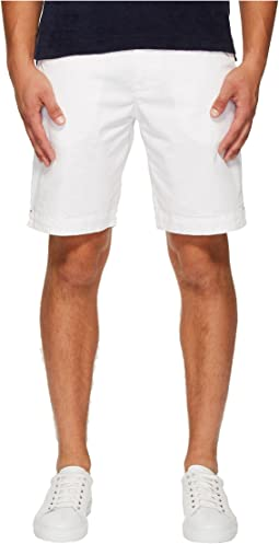 Dane Cotton Twill Shorts