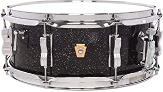 Ludwig Legacy Mahogany Jazz Fest Snare Drum - 5.5 Inches X 14 Inches - Black Galaxy