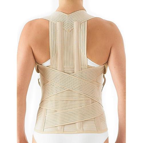 Scoliosis Back Brace: Amazon com
