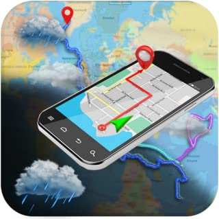 Gps Navigation - Live Earth Map Satellite view