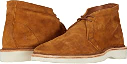 Bronze Brown Two-Tone Suede