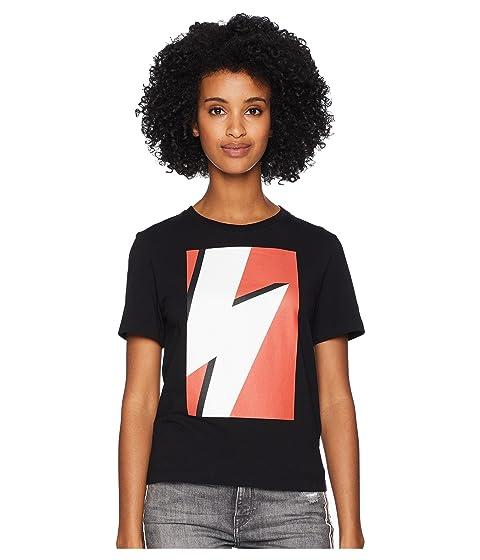 Neil Barrett Pop Art Thunderbolt T-Shirt
