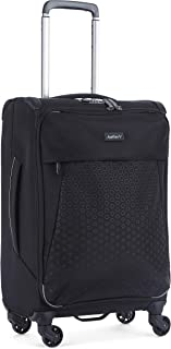 Antler 4081124026 Oxygen 4W Cabin Roller Case Carry-Ons (Softside), Black, 56 cm