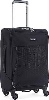 Antler 4081124026 Oxygen 4W Cabin Roller Case Carry-Ons (Softside), Black, 56 cm