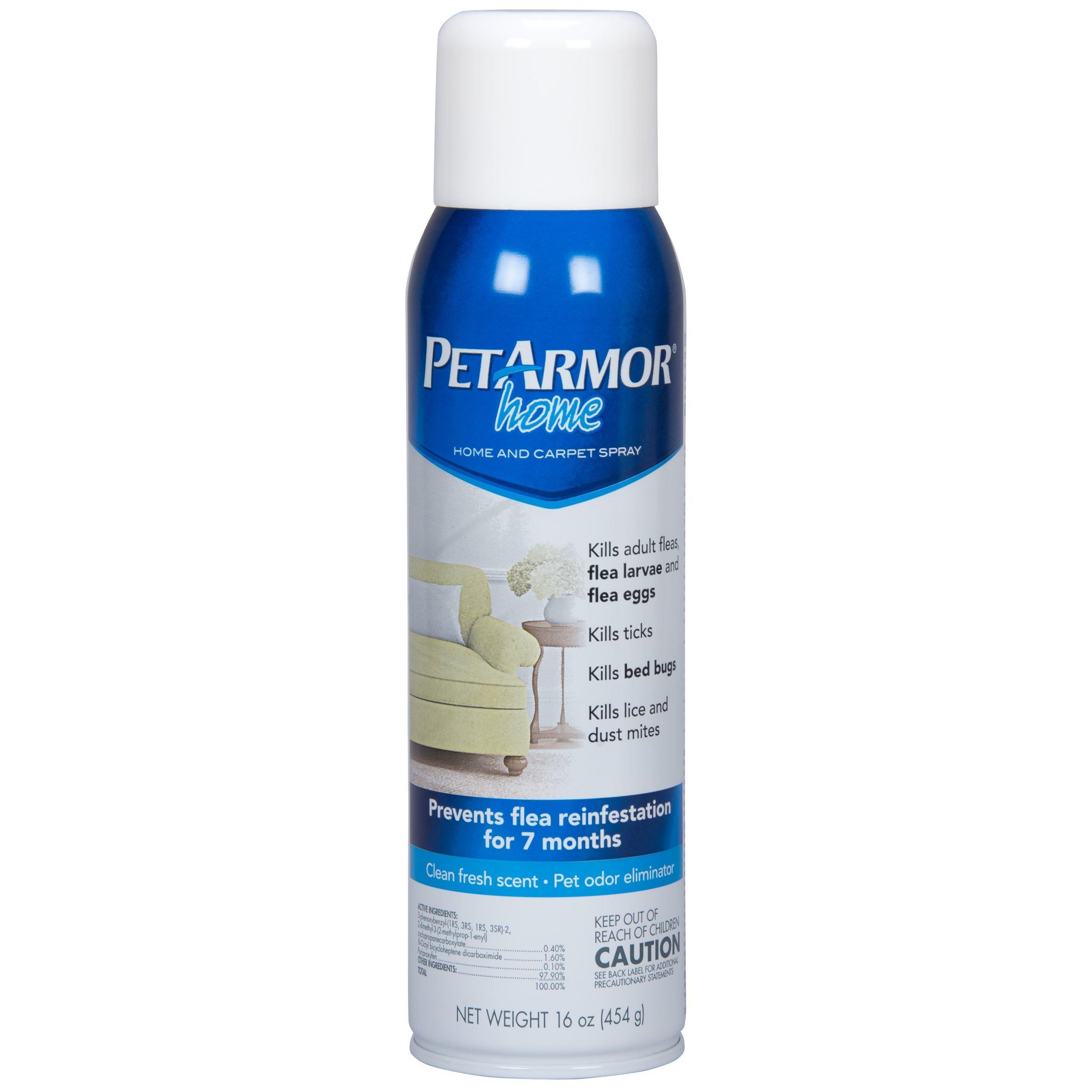 PETARMOR Carpet Spray Protect Eliminate