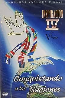 Inspiracion en Vivo - Vol 4 - Conquistando A Las Naciones
