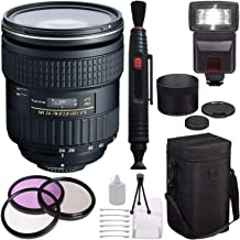 Tokina at-X 24-70mm f/2.8 PRO FX Lens for Canon EF + 82mm 3 Piece Filter Kit + Deluxe Cleaning Kit + Lens Cleaning Pen Bundle